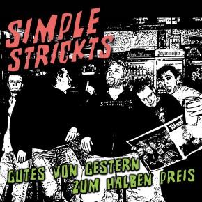 SimpleStrickts_Albumcover