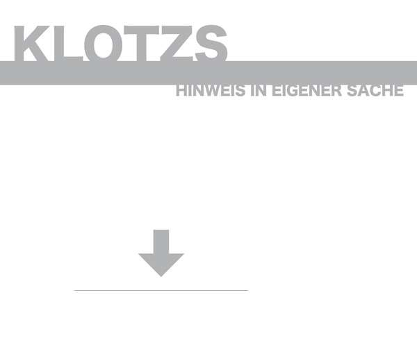 klotzs