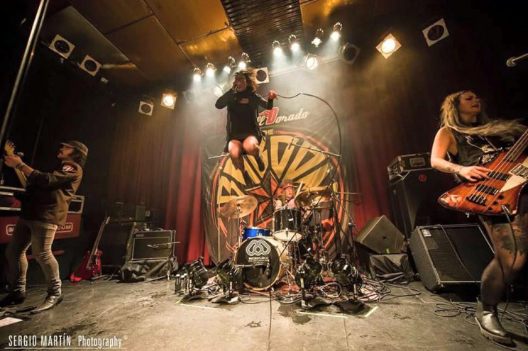 Live macht den Schweden keiner was vor! Die Bildcredits gehen an: Sergio Martín Photography