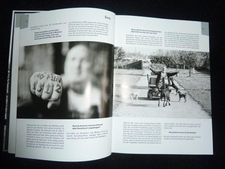 Erich, ehemals das Herz und gleichzeitig bundesweiter Pogorausch-Bierkutscher