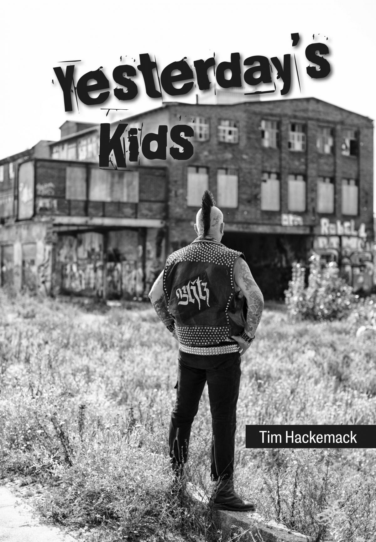 Das Yesterday's-Kids-Cover macht direkt deutlich worum es geht: Punk